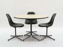 Eames Upholstered Side Chairs