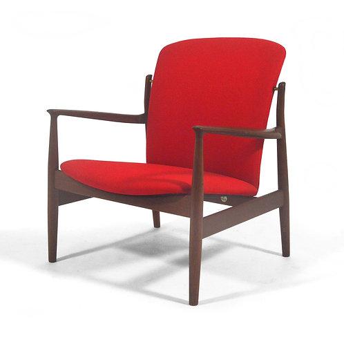 Finn Juhl Model 141 Lounge Chair