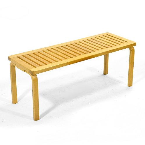 Alvar Alto Slat Bench