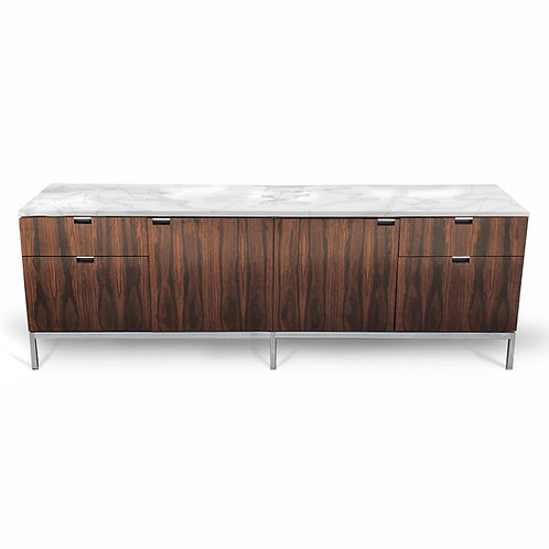 Florence Knoll Rosewood Credenza