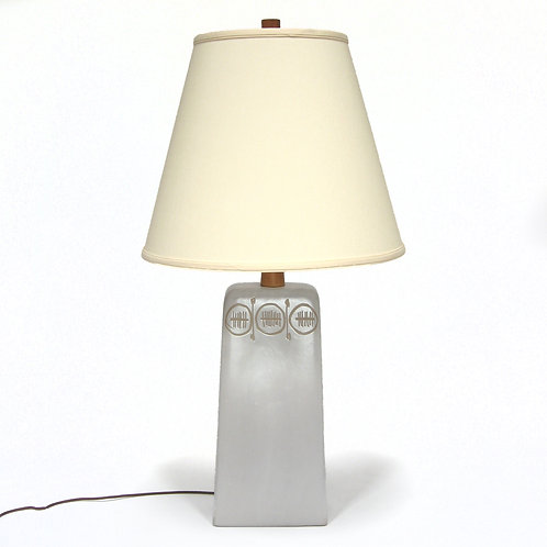 Sgraffito Table Lamp by Gordon and Jane Martz