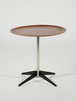 George Nelson Teak Tray Table