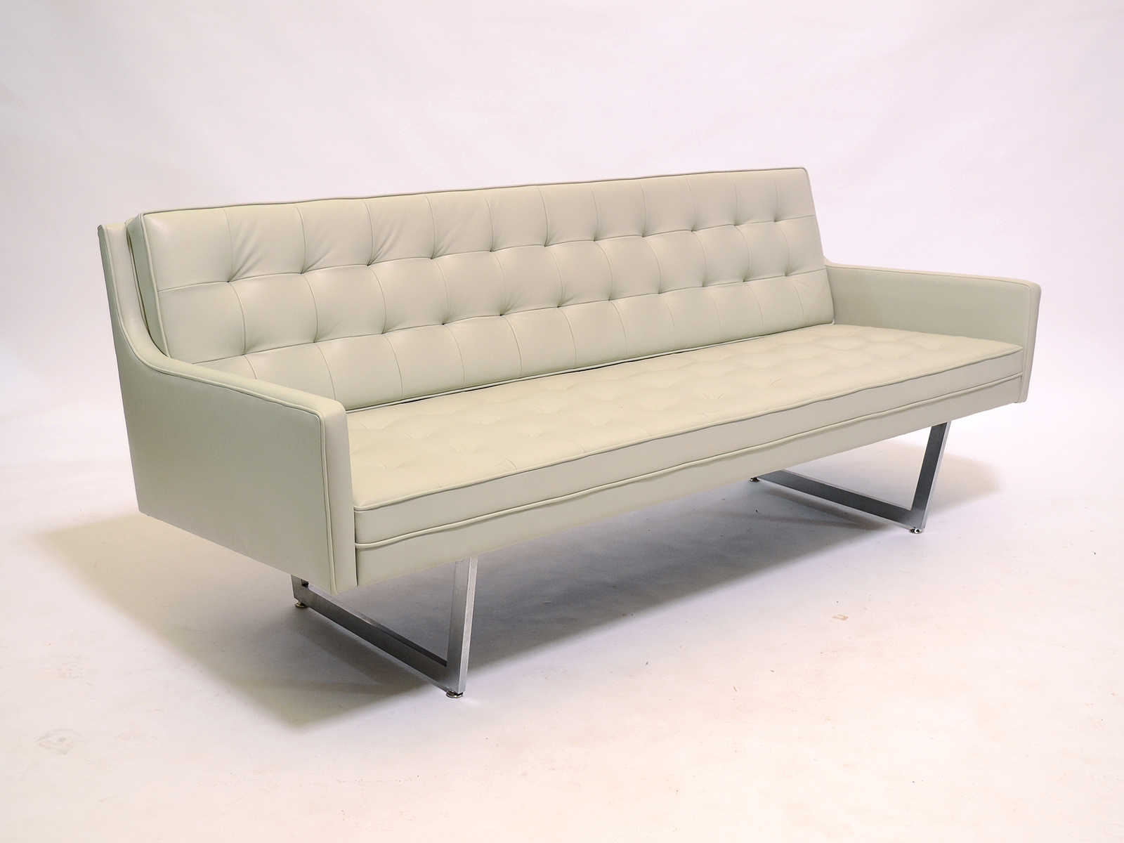 Patrician Leather Sofa