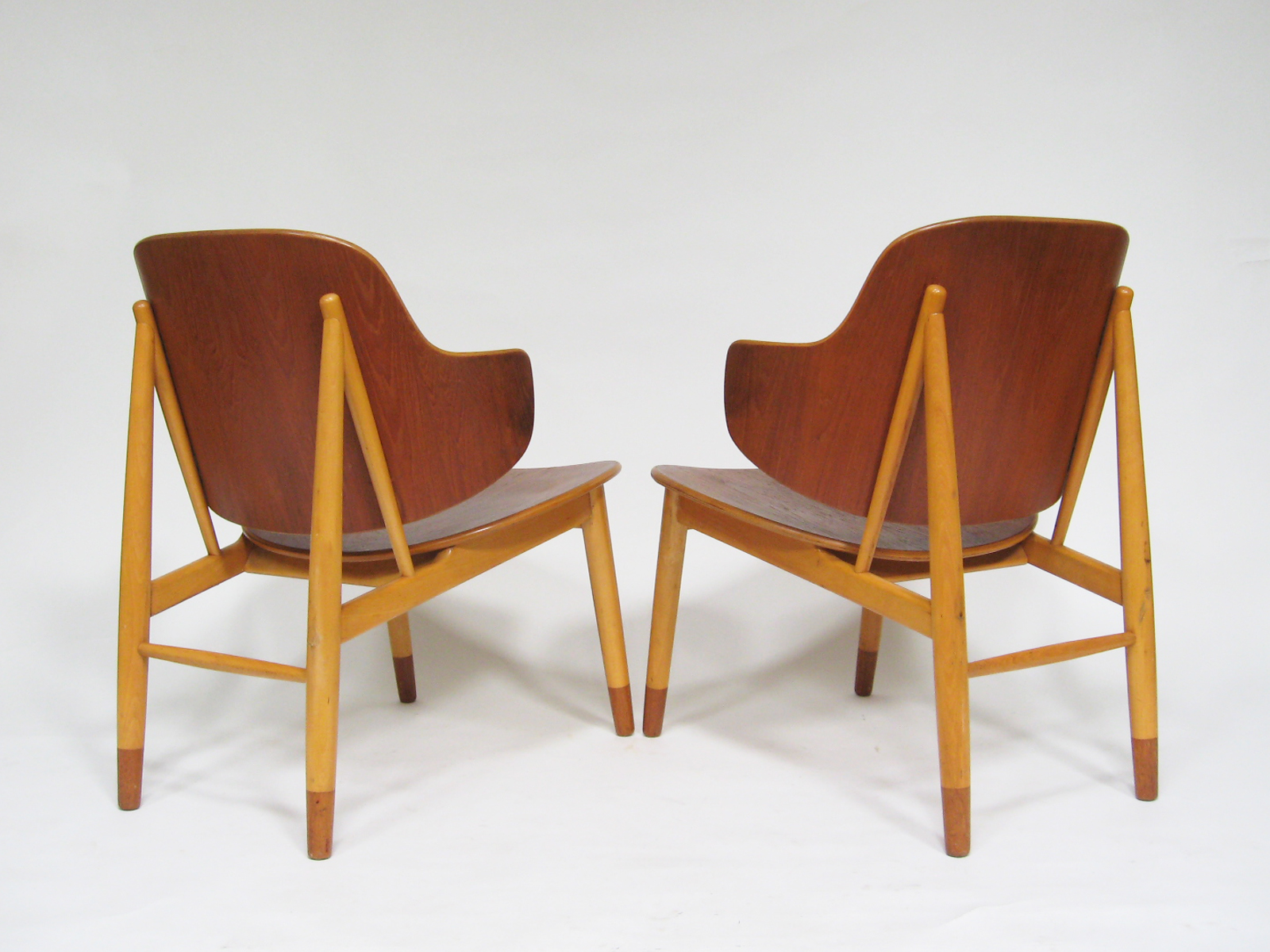 Ib Kofod-Larsen Lounge Chairs