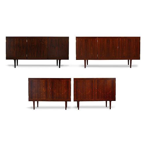 Omann Jun Rosewood Cabinets