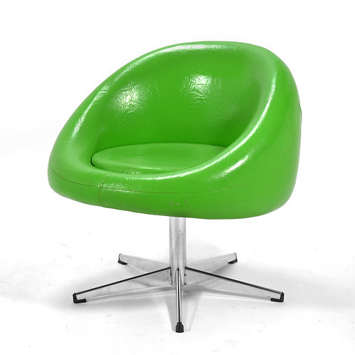 Great Green Mod Chair by Douglas Furniture