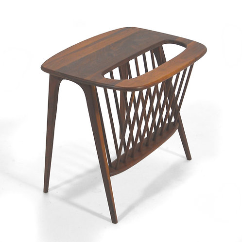 Arthur Umanoff Magazine Side Table