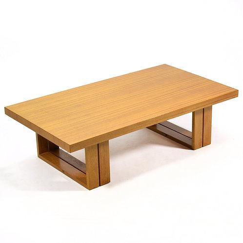 Van Keppel Green Camel Table by Brown Saltman