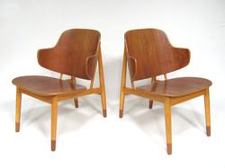 Ib Kofod-Larsen Lounge Chairs