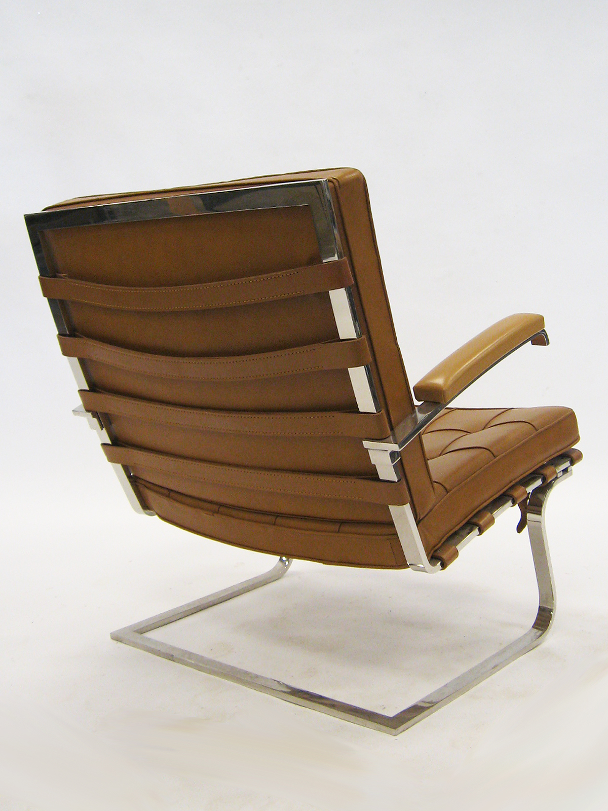 Mies Tugenhadt Lounge Chair by Knoll