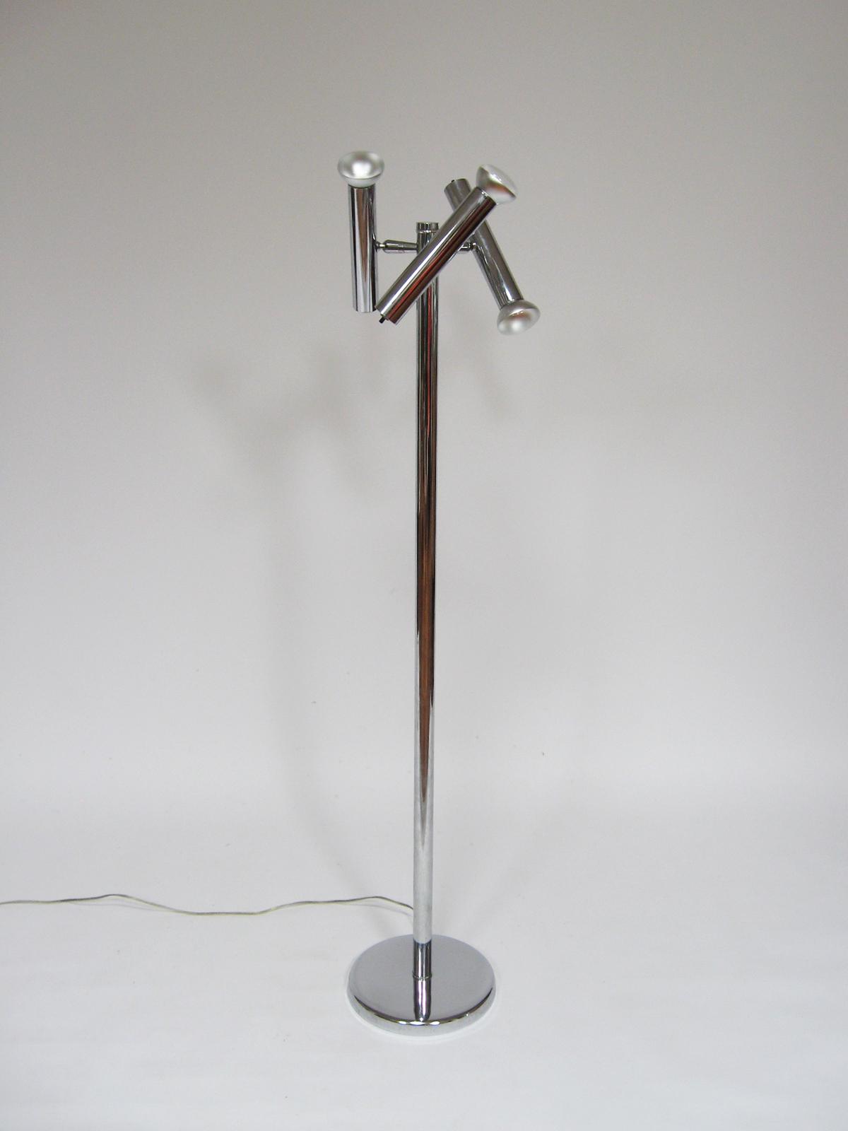 Minimalist Floor Lamp by TSAO