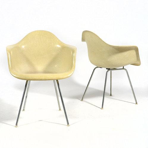 Pair of Eames Armchairs by Herman Miller