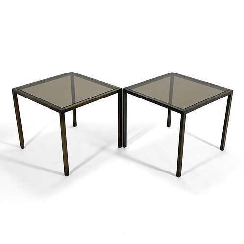 Bronze End Tables