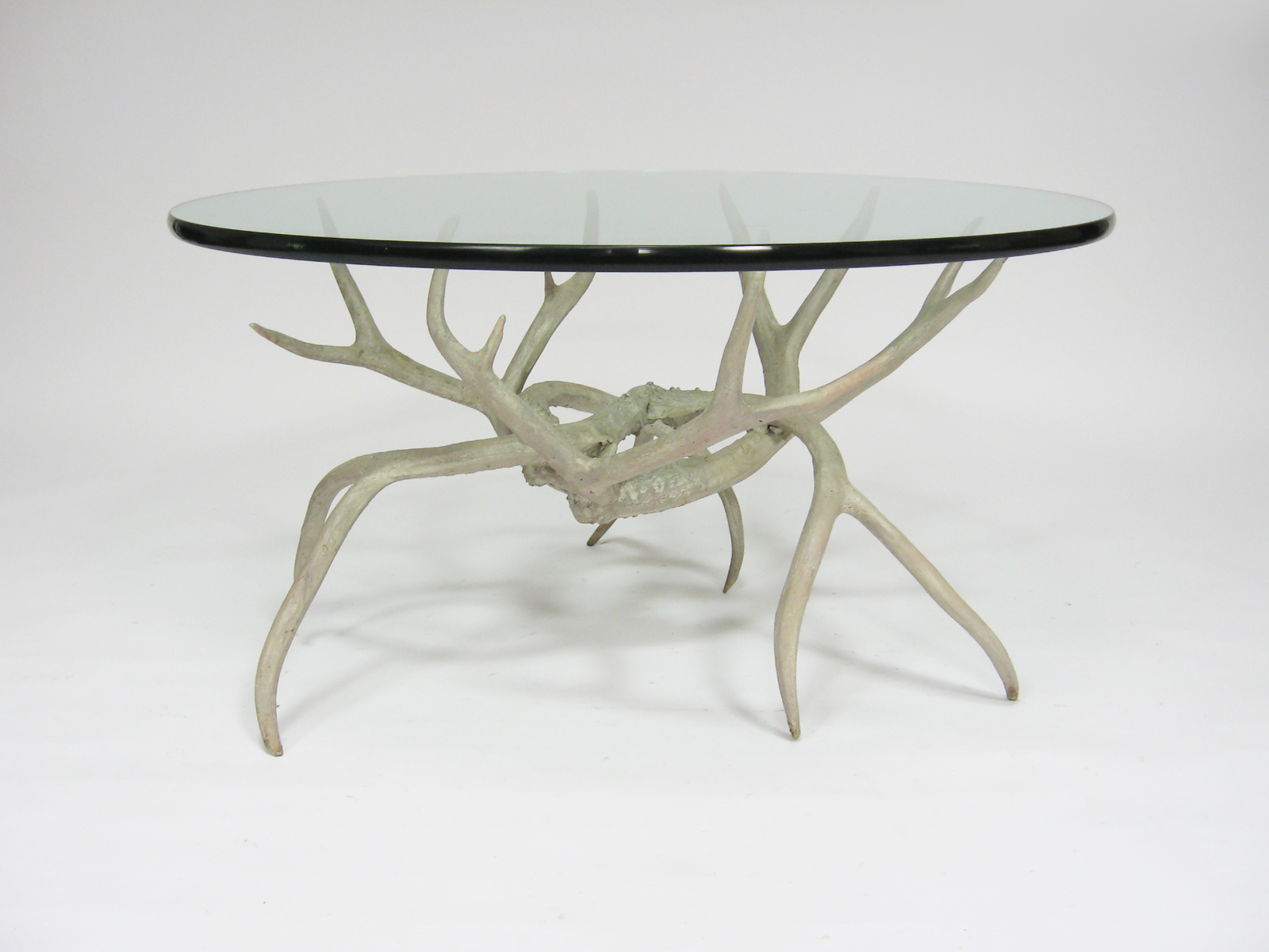 Arthur Court Antler Cocktail Table