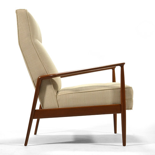 Ib Kofod-Larsen Highback Lounge Chair