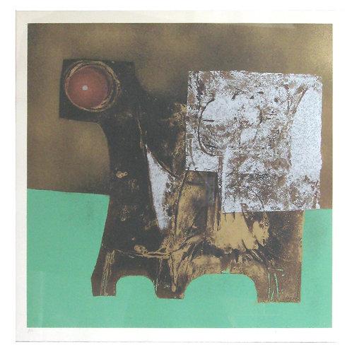 Antonio Maro Untitled Lithograph