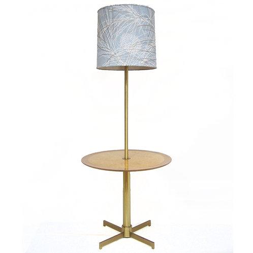 Rare Edward Wormley lamp table by Dunbar