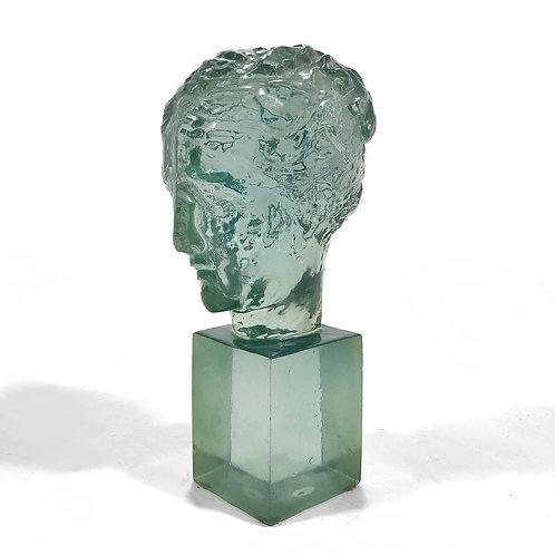 Dorothy Thorpe Acrylic Bust Sculpture