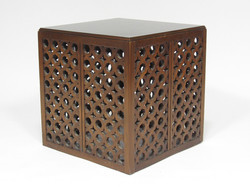 Open Wood Table