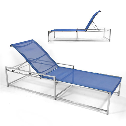 Richard Frinier Chaise Lounges by Brown Jordan