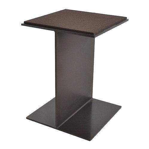 I-Beam Pedestal by Don Powell / Robert Kleinschmid