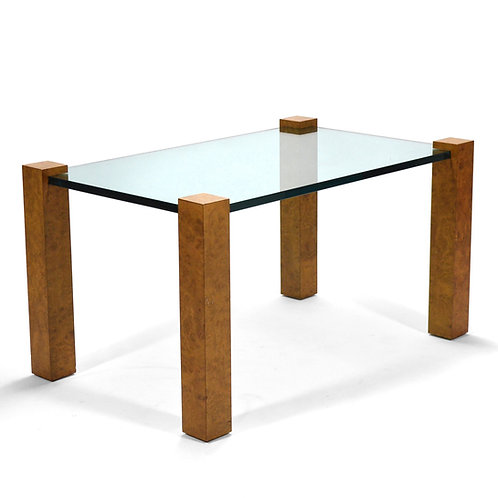 Harvey Probber Cube Leg Table