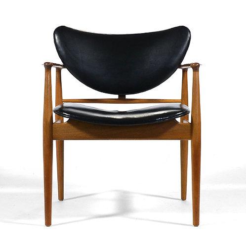 Finn Juhl #48 Arm Chair by Baker