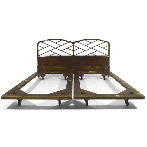 Smith-Watson King Size Bed w/ Headboard