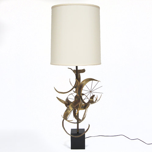 Sculptural Table Lamp by Laurel