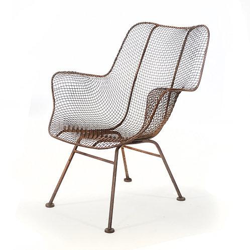 Woodard Sculptura Highback Lounge Chair