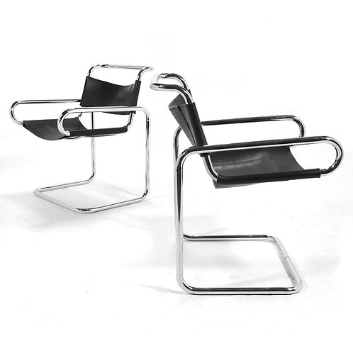 "Ralph Rye Pair of ""RYE""Chairs by Dunbar"
