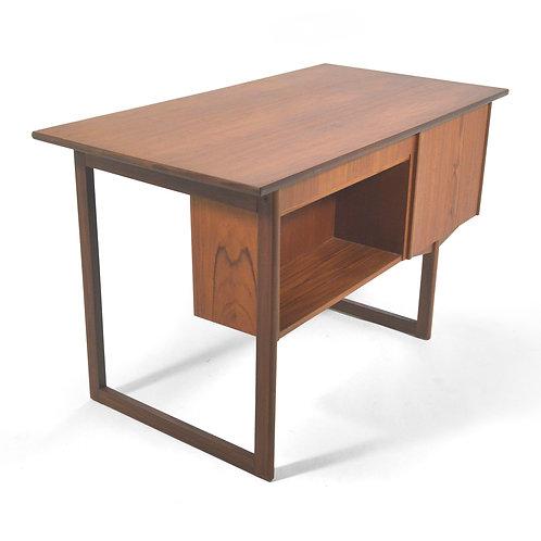 Danish Teak Desk by VI-MA Mobler
