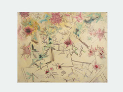 Sterling Strauser Floral Abstraction