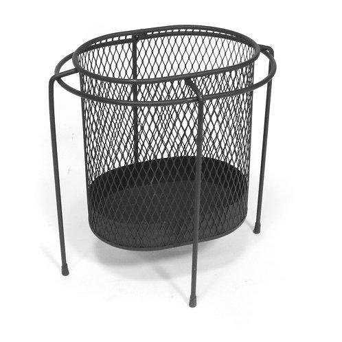 Maurice Duchin Iron Wastpaper Basket