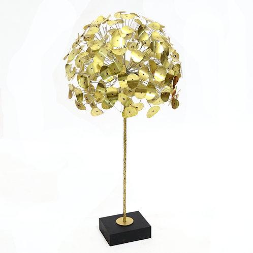 C. Jere Oversize Dandelion Sculpture