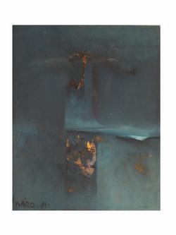 Antonio Maro Abstract Painting