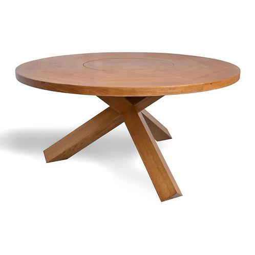 "Mario Bellini ""La Rotonda"" Dining Table"