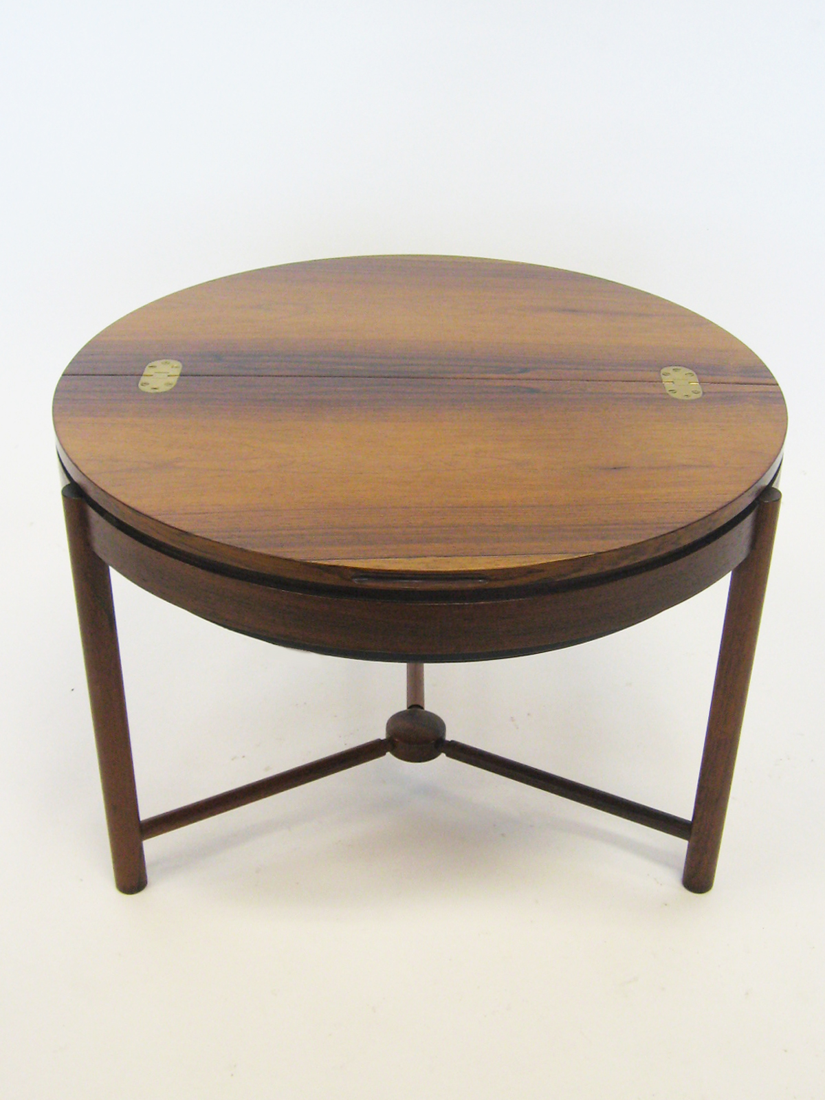 Rastad & Relling Rosewood Table