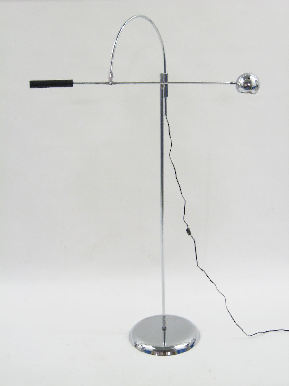 Sonneman Orbiter Floor Lamp
