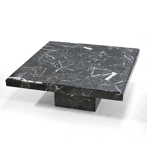 Ello Black Marble Coffee Table