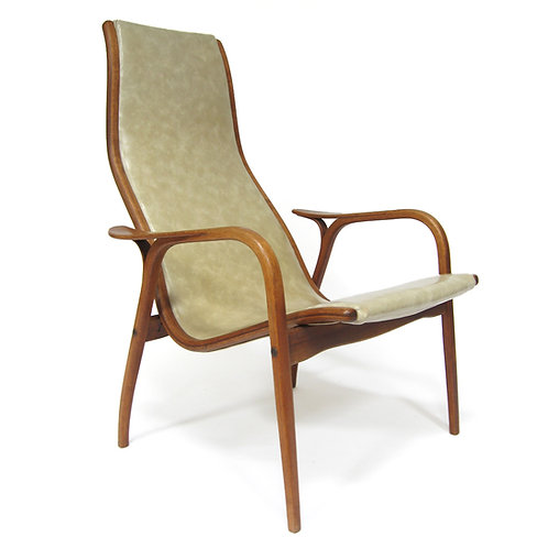 "Yngve Eckström ""Lamino"" Chair by Swedese"