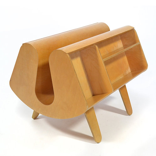 Penguin Donkey Bookcase by Egon Riss