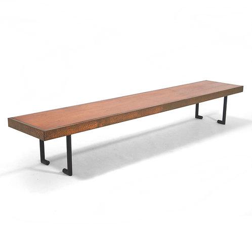 Custom Architect Designed Bench