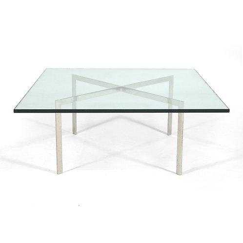 Ludwig Mies van der Rohe Barcelona Coffee Table by Knoll