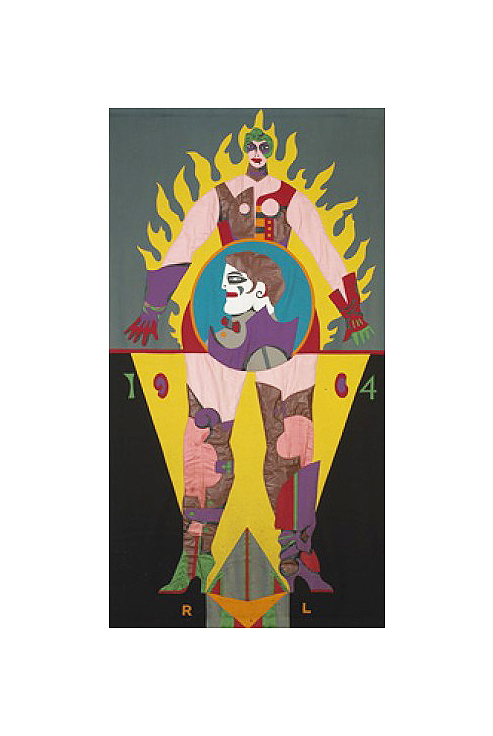 Richard Lindner Banner