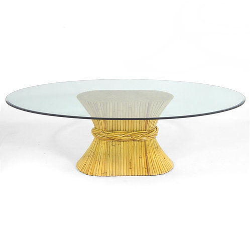 Elinor McGuire NP-12 Eliptical Dining Table