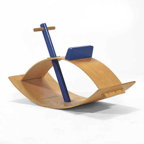 Modernist Hobby Horse by Creative Playthings