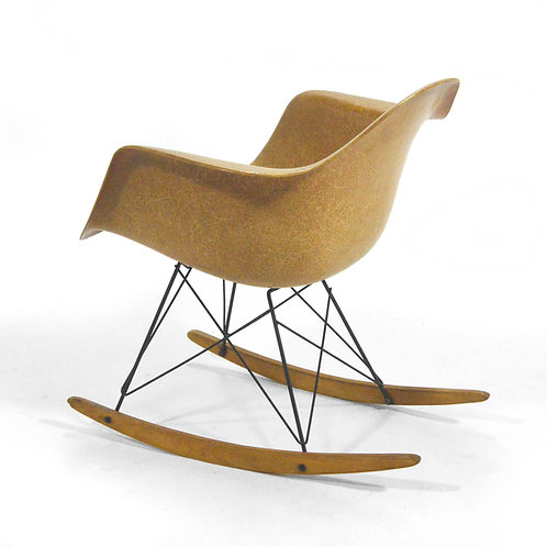 Eames RAR Rocking Chair by Zenith for Herman Miller