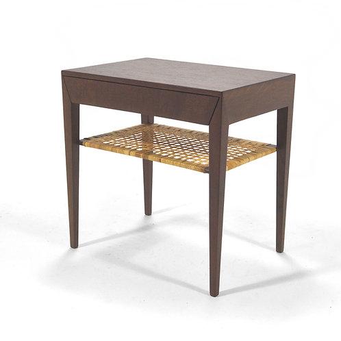 Severin Hansen Side Table/ Nightstand by Haslev Møbelsnedkeri