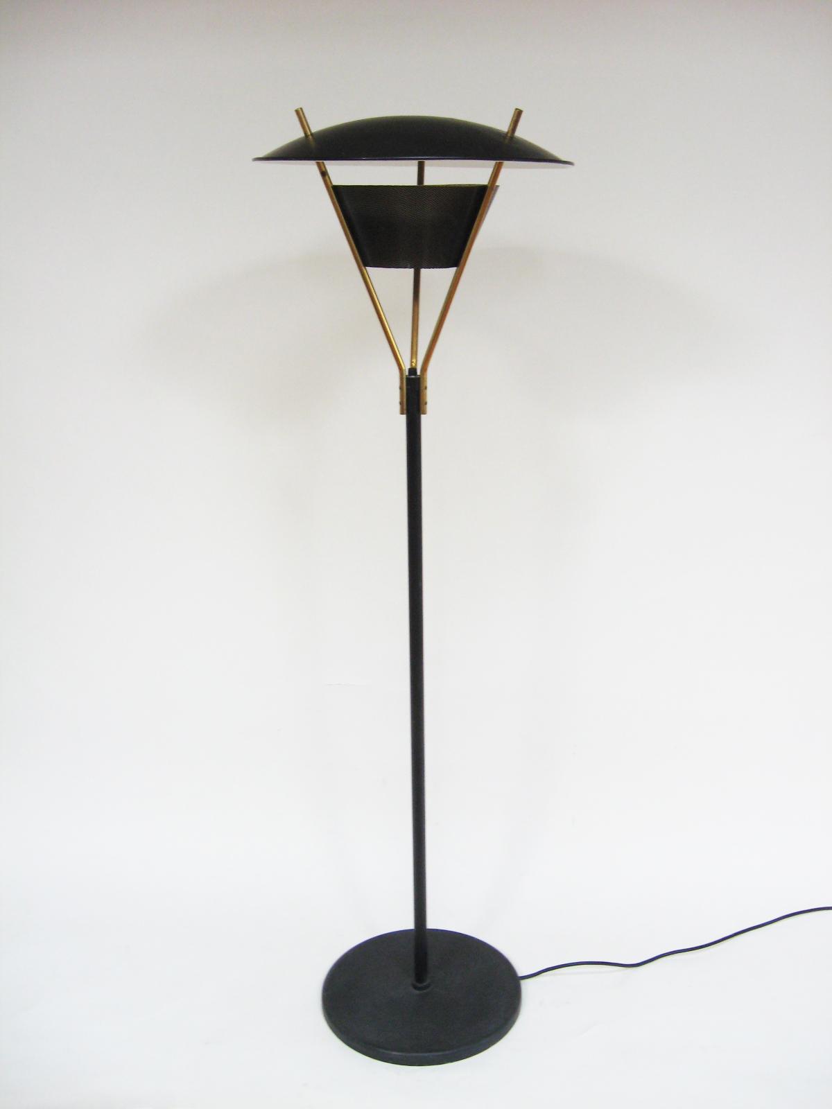 Thurston Floor Lamp by Lightolier
